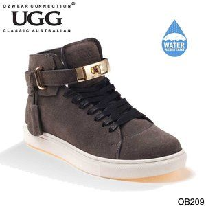 New UGG OZWEAR WATER RESISTANT MENS HIGH SHOES